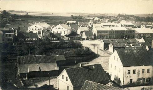 All Jews from Shukyan sent to Žagarė Ghetto