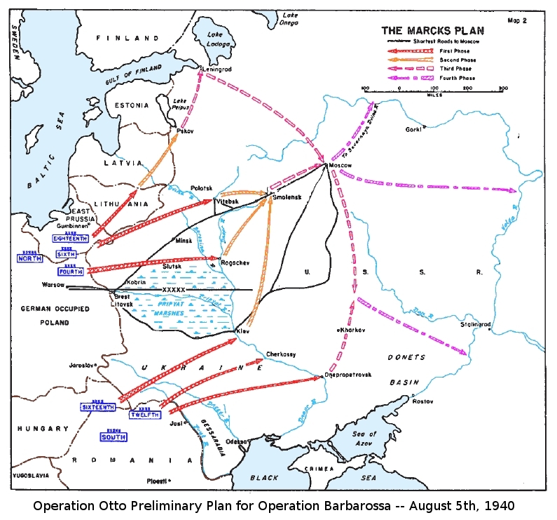 German invasion of Lithuania